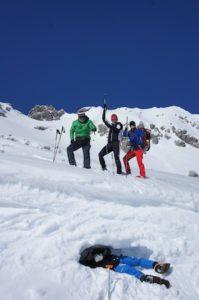 Unterkühlung: Kinder müssen dazu nicht in die winterlichen Berge um gefährdet zu sein.  foto (c) kinderoutdoor.de