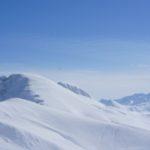 Kinder Skitouren: Wo es rauf geht, geht es auch wieder runter!