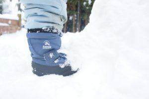 Kinder Winterschuhe kaufen: Wo seid Ihr damit unterwegs? Geht Ihr bei - 46 Grad auch tatsächlich vors Haus? Foto (c) kinderoutdoor.de