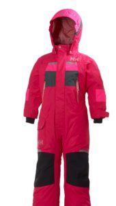 Schneeanzüge von Helly Hansen: Der Helly Hansen K Legacy Ins Suit ist mit Primaloft wattiert.  foto (c) helly hansen