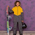 Maloja Malumpaz Kinderbekleidung im Winter: Stylisch auf der Piste unterwegs
