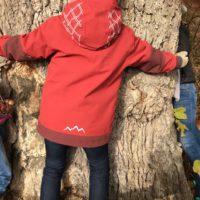 Kinder Outdoorjacke Kids Lysbille 3 in 1 von Vaude: Robust und vielseitig.   foto (c) kinderoutdoor.de