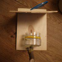 Basteln mit Kindern: Unser Vogelhaus ist fertig!  foto (c) kinderoutdoor.de