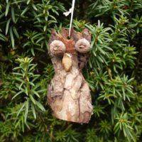 Fertig ist unser Anhänger für den Weihnachtsbaum.  foto (c) kinderoutdoor.de