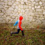 Reimago: Kinderkleidung die Aktivitäten misst