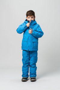Namuk Winterjacke Nieves Snow Jacket bietet den Kindern viele praktische Details. foto (c) Namuk