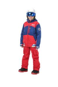 Picture Skijacke Code: Jungs möchten auch beim Skifahren oder Boarden lässig aussehen. Das geht auch nachhaltig, wie Picture beweist.  foto (c) picture organic clothing
