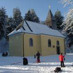 Schneeschuhwandern mit Kindern im Bayerischen Wald: Beste Aussichten am Haidel
