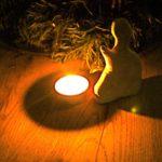 Kinder schnitzen eine Weihnachtskrippe Teil I : Maria