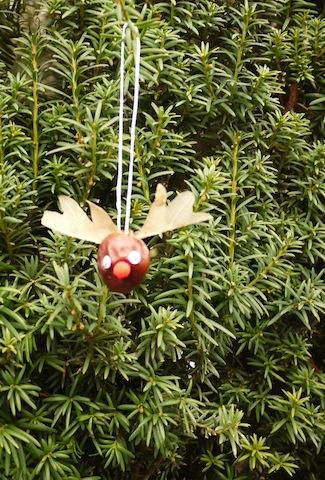 Weihnachtsbaumanhänger Basteln christbaumanhänger basteln kinderoutdoor outdoor erlebnisse mit