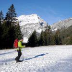 Crossblades auf Tour getestet: Was können die außergewöhnlichen Schneeschuhe?