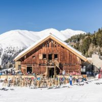 Winterurlaub in Nauders: Die Stieralm ist ein lohnendes Ziel.  foto (c) martin lugg