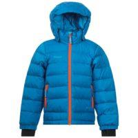 Bergans Daunenjacke Down Jacket Kids ist mit RDS zertifizierter Daune gefüllt.   foto (c) bergans