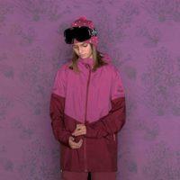 Mit Kindern auf Skitour. Dazu brauchen die Outdoorkids auch eine spezielle, leichte, atmungsaktive Jacke. Maloja hat sie mit dem FairviewU.  foto (c) maloja