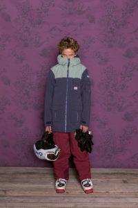 Maloja Skijacken für Kinder: Die  NewportB. ist mit Primaloft ausgerüstet und hält die Kinder auf der Skipiste warm. foto (c) Maloja