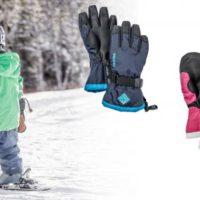 Hestra, der schwedische Handschuhspezialist, bietet den Gauntlet Czone Jr. in unterschiedlichen Versionen an.   foto (c) hestra