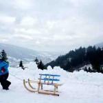 Schlittenfahren: Fünf Gründe warum es der ganzen Familie Spaß macht zu rodeln