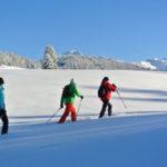 Schneeschuhwandern mit Kindern in Tirol: Drei leichte Touren für Familien