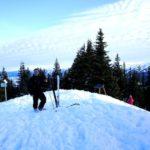 Skitouren mit Kindern in Tirol: Das Birgitzköpfl für den Einstieg