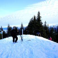 Skitouren mit Kindern sind der beste Grund, es in den Bergen ruhig angehen zu lassen.   foto (c) kinderoutdoor.de