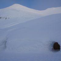 Iglu am Nebelhorn. Im Allgäu kann sich jeder wie ein Eskimo fühlen. foto (c) kinderoutdoor.de
