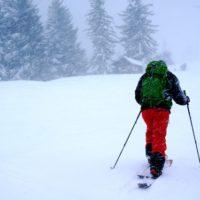 Skitouren mit Kindern: Ab acht Jahren können die Outdoorkids mit auf Tour. So eine Faustregel. Doch Ausnahmen gibt es auch hier.   foto (c) kinderoutdoor.de