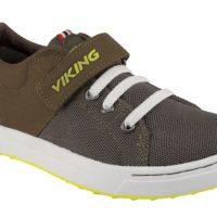 Kinderschuhe von Viking: Die Frogner sind leichte und lässige Sneaker für aktive Kinder.   foto (c) viking footwear
