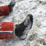 Bogs Stiefel: Wasserdicht im Schlittenhügel