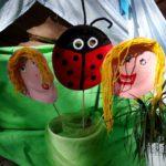Tiermasken Aus Pappteller Kinderoutdoor Outdoor Erlebnisse Mit
