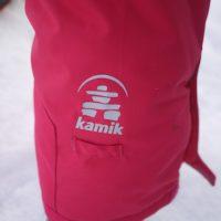 Kamik Kinderhose Winter Solid überzeugte bei arktischen Temperaturen in Tirol auf der Skipiste der Zugspitzarena.   foto (c) kinderoutdoor.de