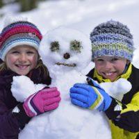Kalte Hände? Kinder die Roeckl Handschuhe anhaben kennen das nicht.   foto (c) roeckl sports