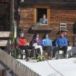 Urlaub auf dem Bauernhof in Südtirol: Den Winter entspannt erleben