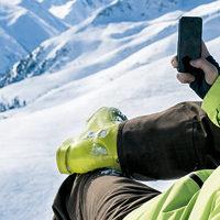 Schneehöhen App bietet mehr als nur die aktuellen Schneeberichte.   foto (c) schneehöhen.de
