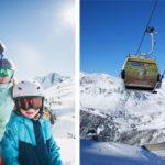 Skiurlaub in Galtür: Hörspiele in der Kabinenbahn