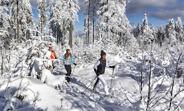 Schneeschuhwandern Mit Kindern Kinderoutdoor Outdoor Erlebnisse