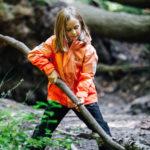 Jack Wolfskin Kinderjacken: Wasserdicht und mit viel Farbe gegen den Regen