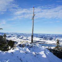 Skitouren mit Kindern, diese unternehmt Ihr am besten bei Postkartenwetter.   foto (c) kinderoutdoor.de