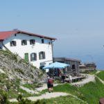 Von Hütte zu Hütte mit Kindern: Drei erlebnisreiche Tage am Hochfelln