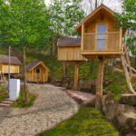 Familienfreundliche Campingplätze im Ländle: Baumhäuser, Indianerzelte und Schäferwagen