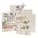 Herbarium Set: Was blüht denn da?