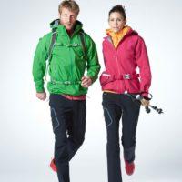 Mammut Hiking und Backpacking setzt auf leichte und funktionelle Materialien wie Polartec Powerwool.  foto (c) Mammt AG