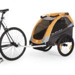 Familienradtour: Optimal ausgerüstet in die neue Saison mit Brooks, Burley und anderen tollen Teilen