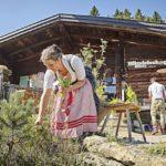 Wandern mit Kindern zur Hündeleskopfhütte: Fleischlos glücklich