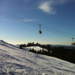 Schlittenfahren und Rodeln im Allgäu: Den Imberg auf zwei Kufen abfahren