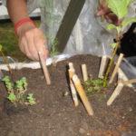 Hochbeet für Kinder selber bauen
