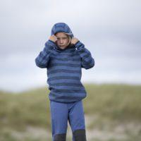 Kinderbekleidung von elkline ist zeitlos lässig. So wie der Hoodie Clownfish.  foto (c) elkline