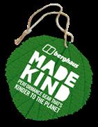 Berghaus hat mit der Nachhaltigkeitsinitiative Madekind mehr als nur ein grünes Feigenblatt.   foto (c) berghaus