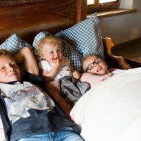 Familienurlaub im Bayerischen Wald. Kinder aus der Region geben im Pocketguide Familie & Kinder ihre besten Tipps.  foto (c) FNBW Pocketugide Familie