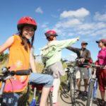 Radtouren mit Kindern: Acht Gründe für die Übernachtung in der  Jugendherberge
