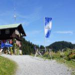Hüttenwanderung mit Kindern am Riedberger Horn: Hochbett inklusive!
